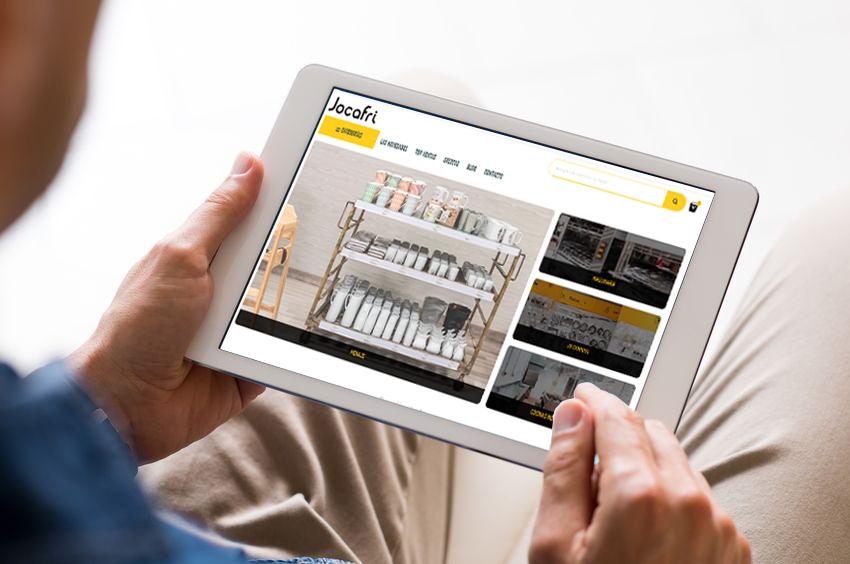 Comprar maquinaria y menaje online