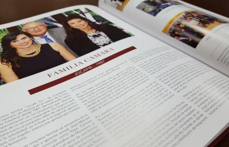 Jocafri forma parte del Libro de Familias Emprendedoras con Historia de Almería