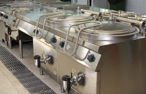 Nuestros trabajos en cocinas industriales