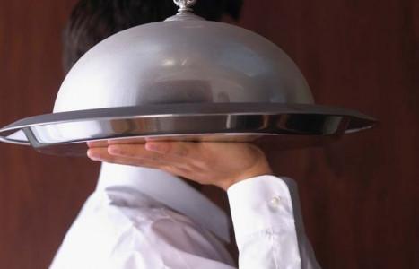 Normas para el correcto uso de la bandeja de camarero