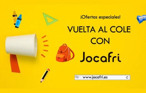 Garantiza la higiene y seguridad en la vuelta a las clases con Jocafri