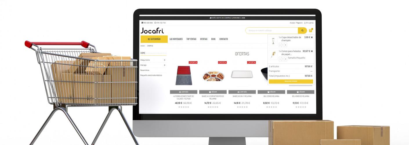 En www.jocafri.es cumplimos dos años y queremos celebrarlo contigo