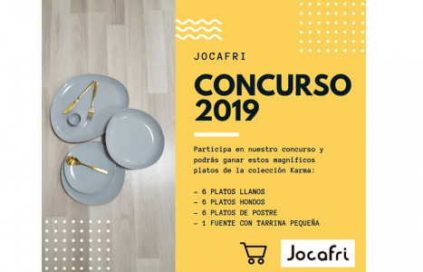 Primer concurso de Menaje Profesional en Jocafri