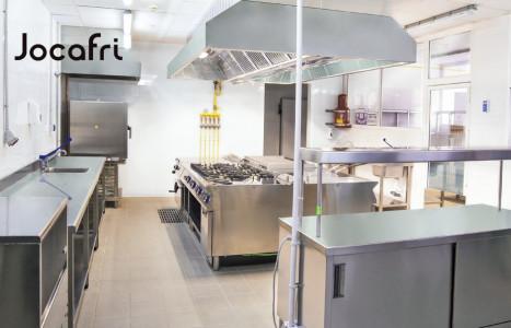 Instaladores de cocinas industriales para hoteles