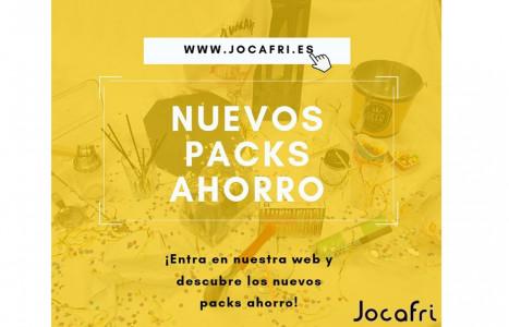 Nuevos packs ahorro